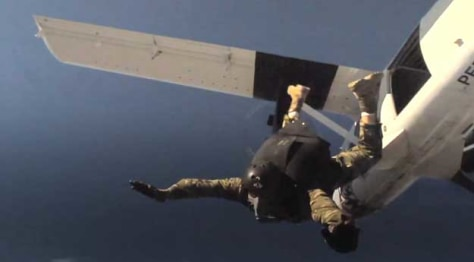 Confessions of a daredevil skydiver - Technology & science - Science