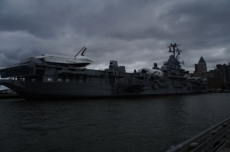 Image: Intrepid Sea, Air and Space Museum