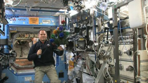 NASA astronaut Kevin Ford