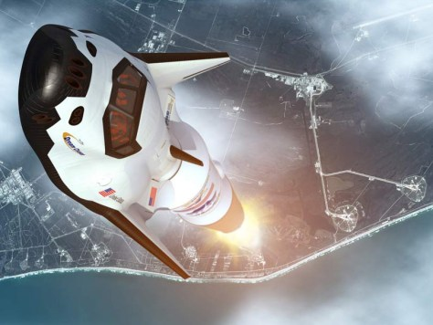 Dream Chaser space plane