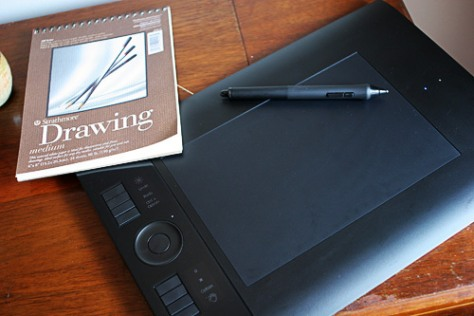 Wacom Intuos4 Wireless