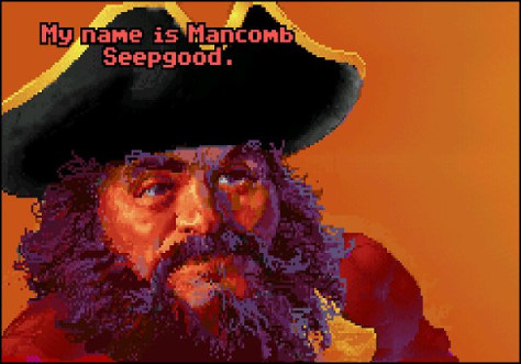 Image: The Secret of Monkey Island