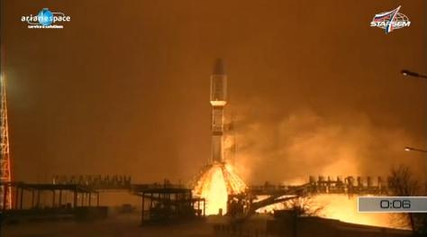 Image: Russian Soyuz 2