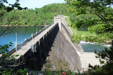 Image: Tygart Dam