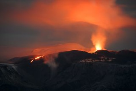 Image: Volcano
