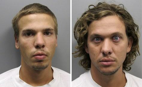 Image: Ryan Edward Dougherty, 21, Dylan Dougherty Stanley, 26