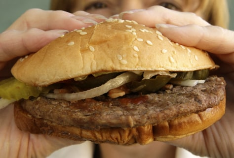 Image: Burger King Whopper