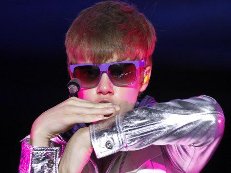 Image: Justin Bieber