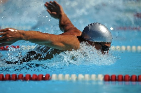 Image: Swimmer