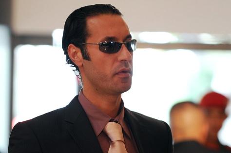 Image: Mutasim-Billah Gadhafi