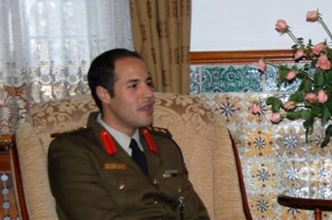 Image:Khamis Gadhafi