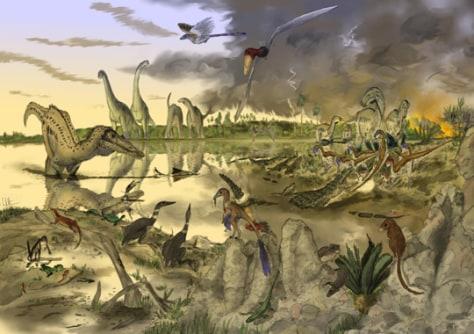 Image: 'Dinosaur Island'