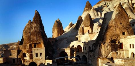 Image: Cappadocia in Turkey