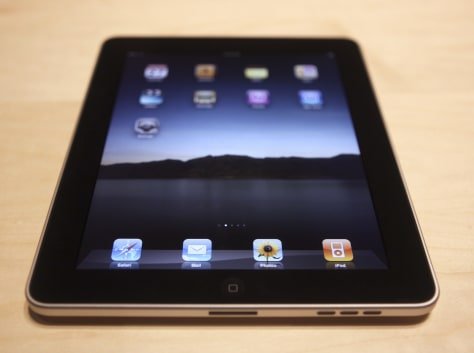 "Image:  Apple ""iPad"""