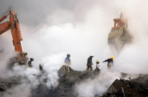 Image: World Trade Center site