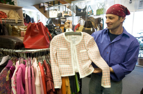 Image: Secondhand stores, Greg Selig