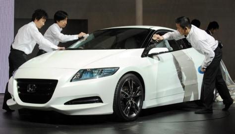 Image: Honda CRZ