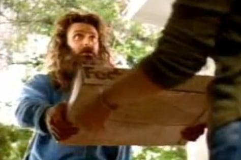"Image: FedEx ""Castaway"" ad"