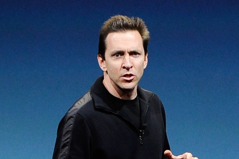 Image: Apple's Senior Vice President of iOS Scott Forstall
