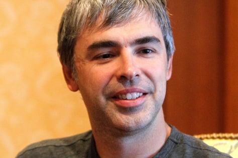 Image: Larry Page