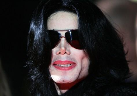 Image: Michael Jackson Dies At 50
