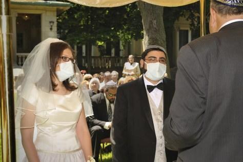 Image: Wedding of Ilana Jackson, Jeremy Fierstien