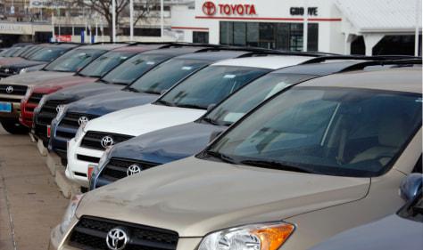 Image: 2010 Toyota RAV4s