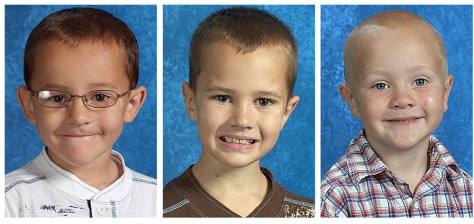 Image: Alexander Skelton, Andrew Skelton, and Tanner Skelton.