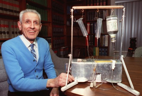 an analysis of euthanasia in the death caused by dr kevorkian Jack kevorkian, (born may 26, 1928, pontiac, michigan, us—died june 3, 2011,   physician-assisted suicide, legalized in the netherlands in february 1993,.