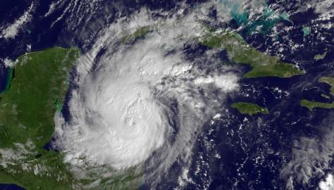 Image: Hurricane Rina