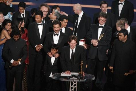 "Image: Best Picture ""Slumdog Millionaire"""