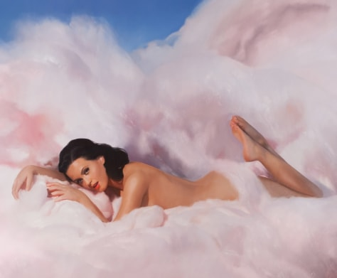 "Image: Cover of Katy Perry's ""Teenage Dream"" album"