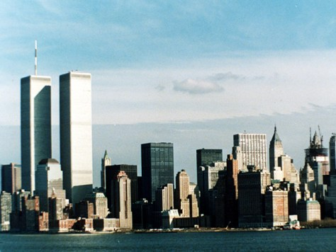 See the Twin Towers rise again in movie clips - today