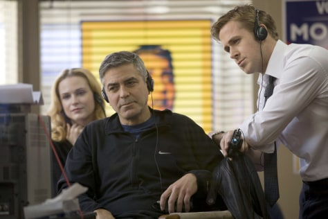 IMAGE: Clooney, Gosling, Wood