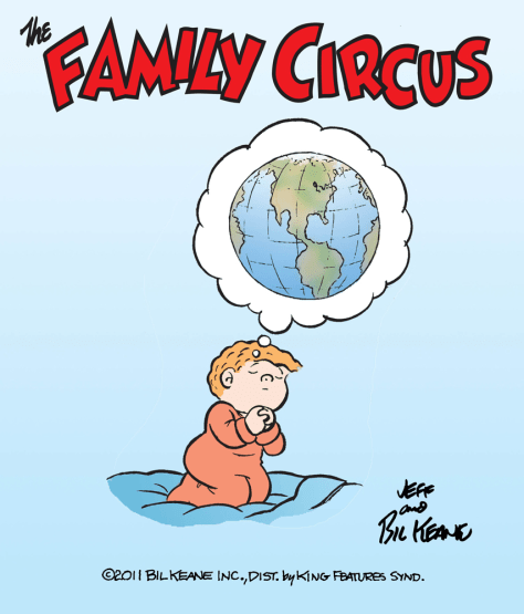 Image: Family Circus