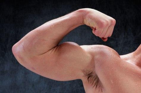 Image: armpit
