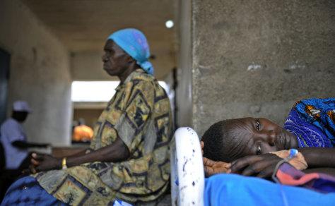 Image: Sudan, malaria