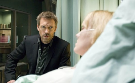 Image: Dr. Gregory House