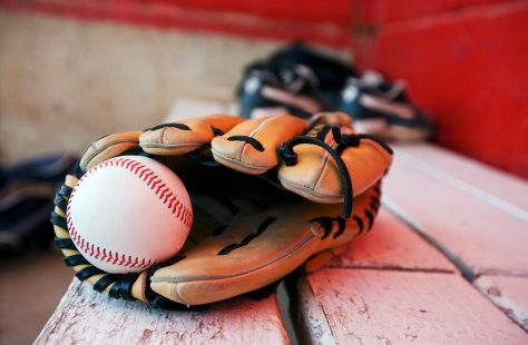 Image: Baseball glove