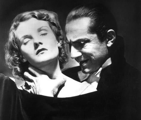 "Image: Bela Lugosi in ""Dracula"""