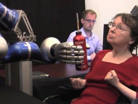 Image: Robotic arm