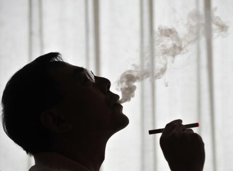 Image: Electronic cigarettes