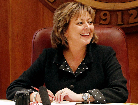 Image: New Mexico Gov. Susana Martinez