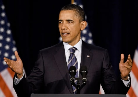 Image: Obama Delivers Speech On Fiscal Policy