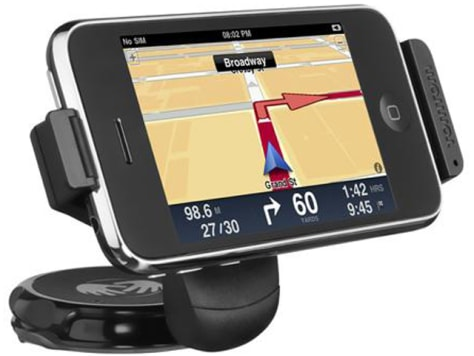 TomTom app for iPhone