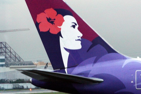 Image: Hawaiian Airlines aircraft