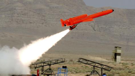 Image: Karrar drone aircraft