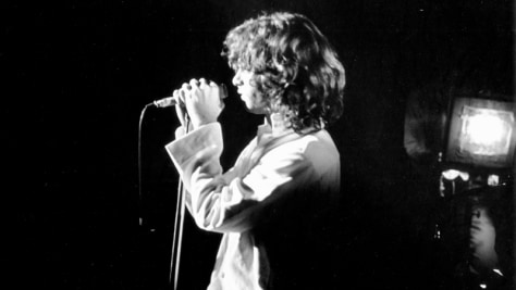 Image: Jim Morrison 1970