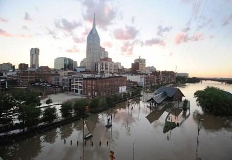 Image:Nashville flooding