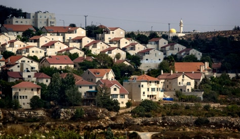 Image: Housing developments in Israel